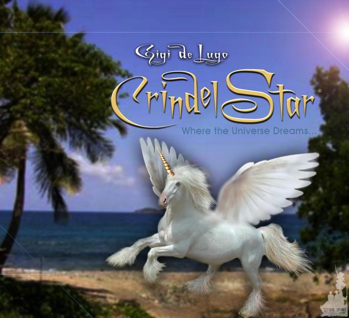 CrindelStar - an island born Unicorn