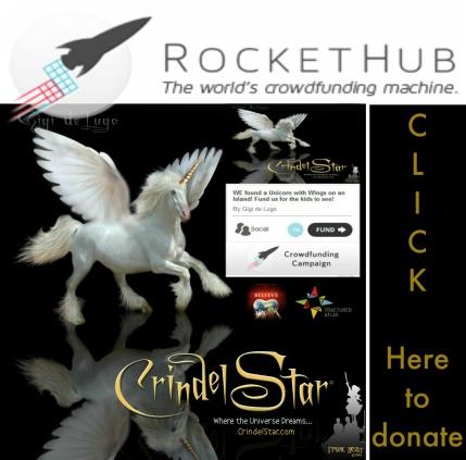 ROCKET HUB DONATE