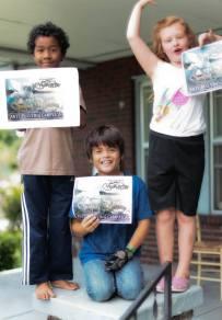 Planet CrindelStar Kids !