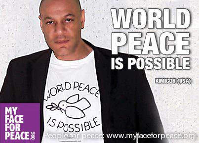 Kimicoh Kimico NYC International Ambassador of WPIP